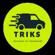 Triks Renhold og Transport Logo